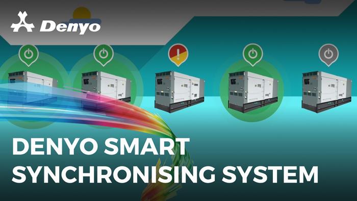 Denyo Smart Synchronising System