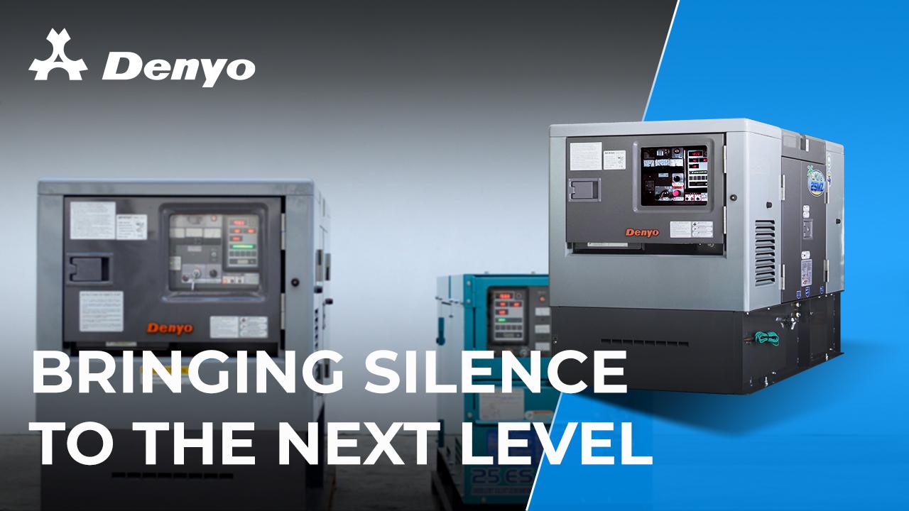 Denyo Malie DCA-25MZ – Bringing Silence to the Next Level (SG)