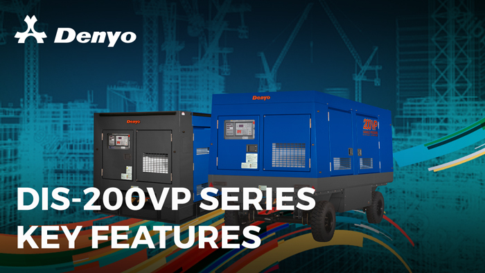 DIS-200VP Series Compressor – Key Features & Specifications