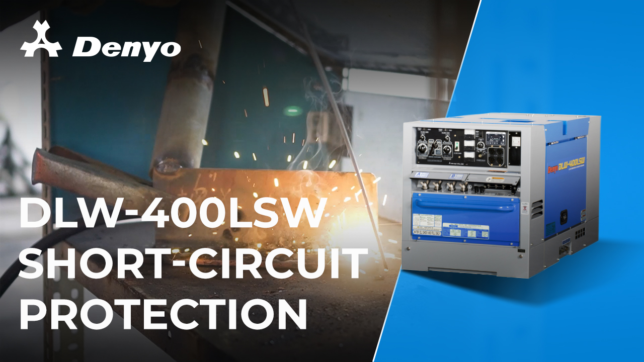 Denyo DLW-400LSW - Short Circuit Protection