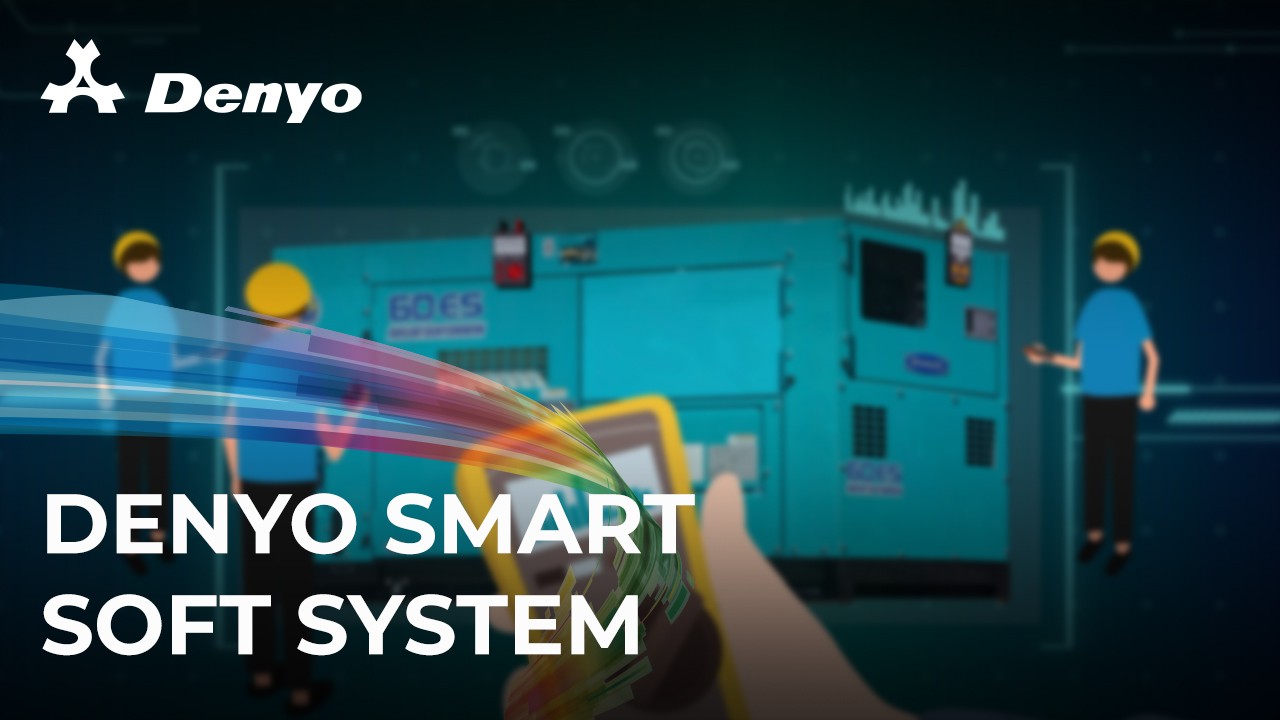 Denyo Smart Soft Starter Control System – Proven Technology for Pump Applications