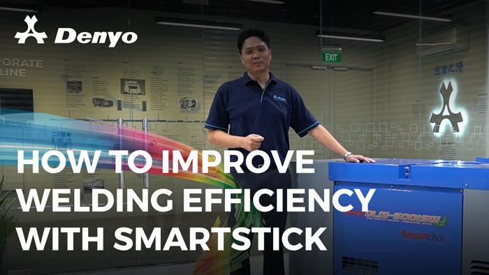 How to Improve Welding Efficiency with Smart Stick - DLW-500ISW Welder