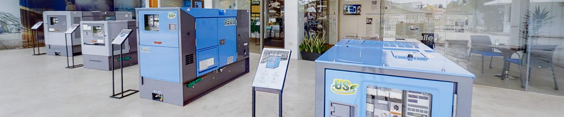 Virtual Showroom - Generator