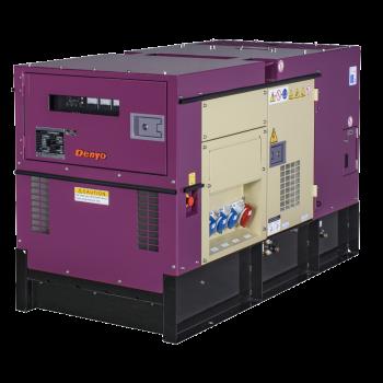 Denyo Generator DCA-35ESEK