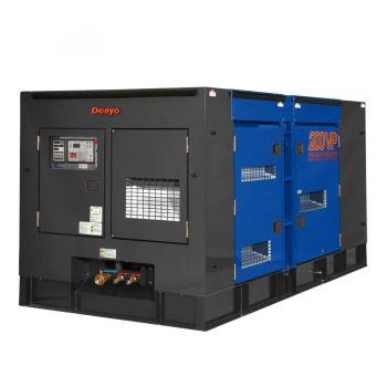 Denyo Compressor DIS-200VPB