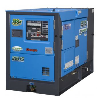 Denyo Generator DCA-25USIE