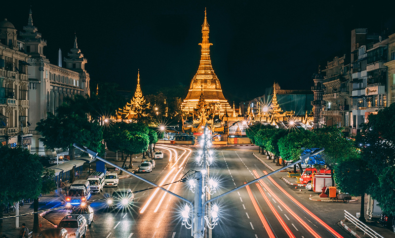 Denyo Myanmar Dealer