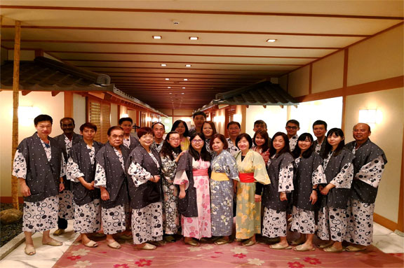 Denyo Overseas Trip Image 1