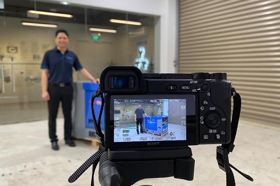 Video shooting