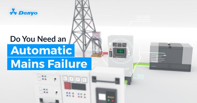 Do You Need an Automatic Mains Failure?