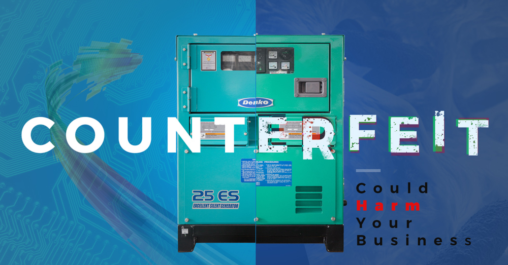 Counterfeit Generator Could Potentially Harm Your Business