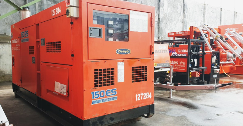 Service Excellence For Coates Hire Indonesia, Indonesia