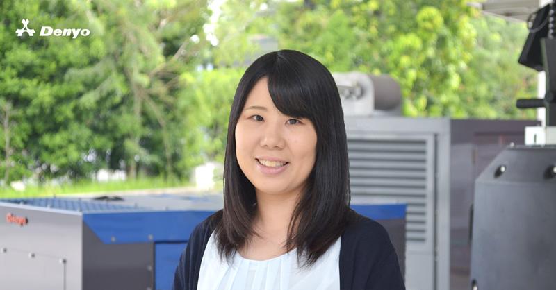 Meet Sayuri Suzuki of Denyo Singapore